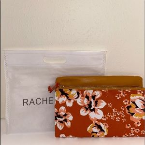 Rachel Pally Expandable Hand Clutch with Dust Bag